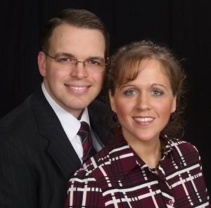Pastor & Sarah